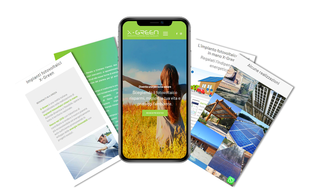 x-green mobile